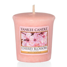YANKEE CANDLE Votive - Cherry Blossom - 49gr