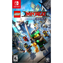 NINTENDO Switch Game - The Lego Ninjago Movie Video game