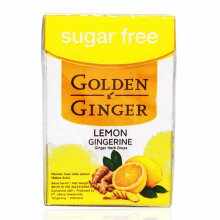 GOLDEN GINGER SF Flip Top Lemon Gingerine 45g