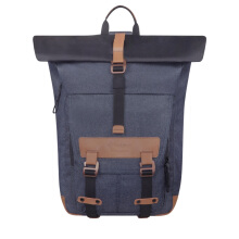 Bodypack Manhattan - Biru Blue