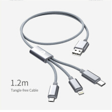 Marstak Cable 3 in 1 Grey