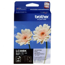 BROTHER LC-39 ink - Black