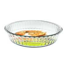 SIMAX Cookware Glass Fluted Baking Dish 1.7L - 6556