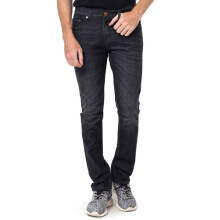 LEA Original Slim - Black Denim