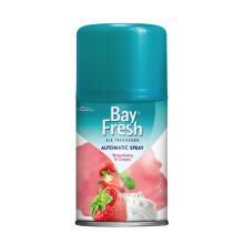 BAYFRESH Matic Spray Strawberry & Cream 225ml