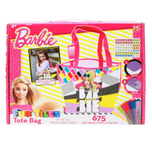 EMCO Barbie Fun-Tiles Tote 70462 6613
