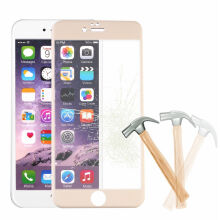 Front Full Coverage Tempered Glass Screen Protector For iPhone 6Plus