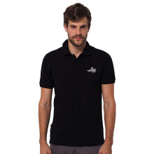 LEA Polo Shirt - Black