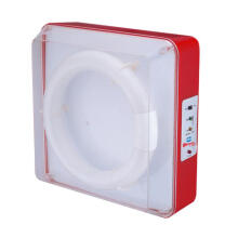 TECSTAR Emergency Lamp TL 8080 - Merah
