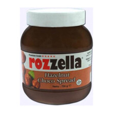 ROZZELLA Hazelnut Chocolate 750g