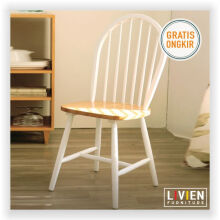 Kursi Bangku Winger Chair Maple Story (2 Pcs) - LIVIEN FURNITURE