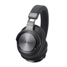 AUDIO TECHNICA ATH-DSR9BT Wireless Over-Ear Headphones with Pure Digital Drive - Black