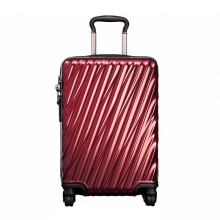 TUMI 19 Degree Polycarbonate International Carry-On Bordeaux [228660BRD]