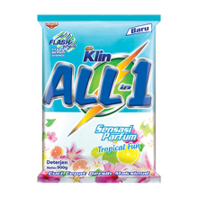 SOKLIN Powder Detergent All in 1 Tropical 900 gr