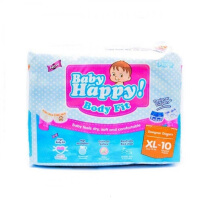 BABY HAPPY Popok Tape XL10