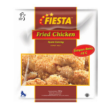 FIESTA Paket Fried Chicken 500 Gr (3 Pcs)