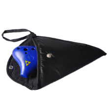 12 Holes Ocarina Ceramic Alto C Protection Bag