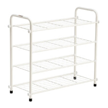 MAMI1 4 Tier Shoe Rack - 74x28x66 cm/ M504