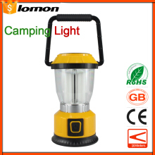 LED Portable Light Outdoor Hiking Cycling Bicycle Camping Light Handy Fishing LED Lantern Multifunctional Torch Flashlight Lamp