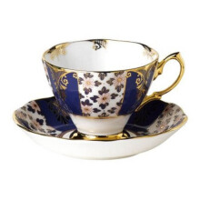 ROYAL ALBERT 1900 Regency Blue Set