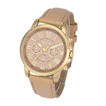 BESSKY Geneva Women Watch- Beige