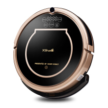 Haier XShuai T370 Robot Vacuum Cleaner with Alexa Voice Control Black