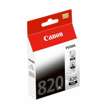 CANON PG-820 Bk Ink Cartridge