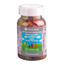 WELLNESS Gummy Kids 60 + 10 Gummies