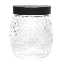 HOMELAND Miel Glass Jar 17cm