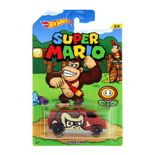 HOT WHEELS Super Mario Super Vun 8/8