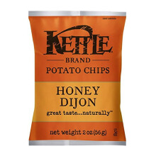 KETTLE CHIPS Honey Dijon 56g