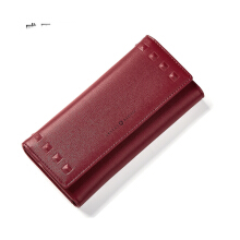 Charm Magical wallet - Maroon