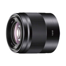 SONY E 50mm f/1.8 OOS - Black