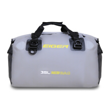Eiger Riding WP Roll Bag Vantage 1.2 35L - Grey