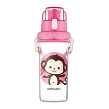 LOCK & LOCK Kids Bottle 600ml - Pink (HLC952PIK)