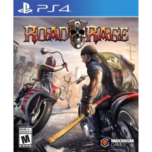 SONY PS4 Game Road Rage - Reg 1