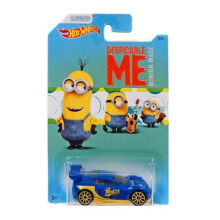 HOT WHEELS Despicable Me Synkro 5/6