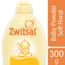 ZWITSAL Baby Powder Classic Soft Floral 300gr