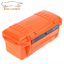 EDC Gear Water Resistant Storage Box Portable Airtight Sealed Case