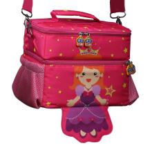 GABAG 3D Kids Lunchbag Princess