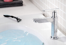 LANGFAN J1506  Single Cold Bathroom Faucet