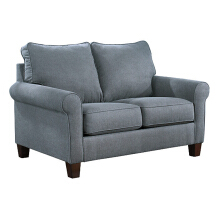 Ivaro - Sofa Bellva - Grey Grey big