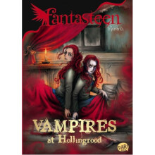 Fantasteen.Vampires At Hollingrood - Tryina D 9786024202507