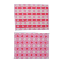 TERRY PALMER Gramadi Towel Mat Set of 2 880g - Pink LP9057RX-NGN-88NN-NPN