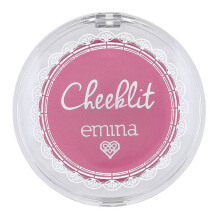 EMINA Cheeklit Pressed Blush Marshmallow Lady 3.5 g