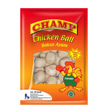 CHAMP Paket Chicken Meatball 500 Gr (5 Pcs)