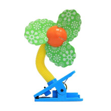 LUCKY BABY Laser Mini Fan - Green