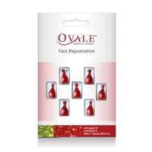 OVALE Essential Vitamin Face Rejuvenation Blister 7 x 0.35ml