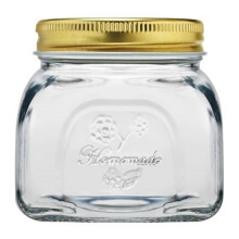 PASABAHCE Homemade Jar W/ Metal Lid 0,3 Ltr - 80383