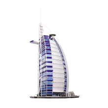 SCHOLAS Pop Out World - Burj Al Arab SP07-0165